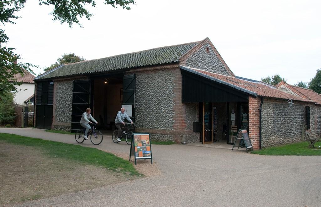 Sheringham Park Visitor Centre