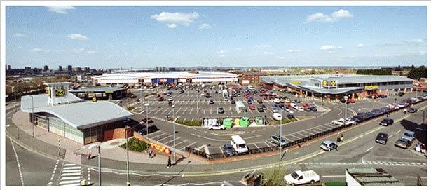 St Andrews Retail Park